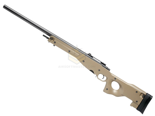 G&G G96 Gas Sniper Rifle Desert Tan