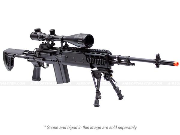 G&G GR14 EBR L Full Metal AEG w/ accessories