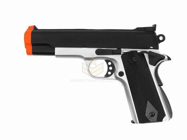 HFC 1911 Spring Pistol 2-Tone