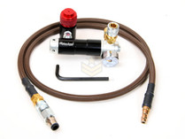 Redline Firebase Regulator Air Rig Brown