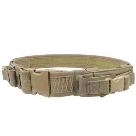 Condor Tactical Belt in Tan