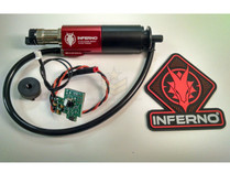 Wolverine Airsoft INFERNO HPA Unit M4 Nozzle Spartan Edition