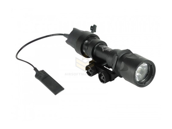 Bravo Super Tactical Light Black