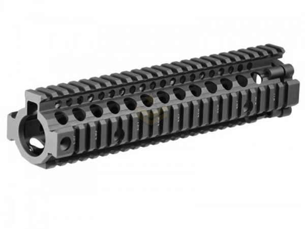 "Madbull 9.5"" Daniel Defense MK18 RIS II Rail Black"