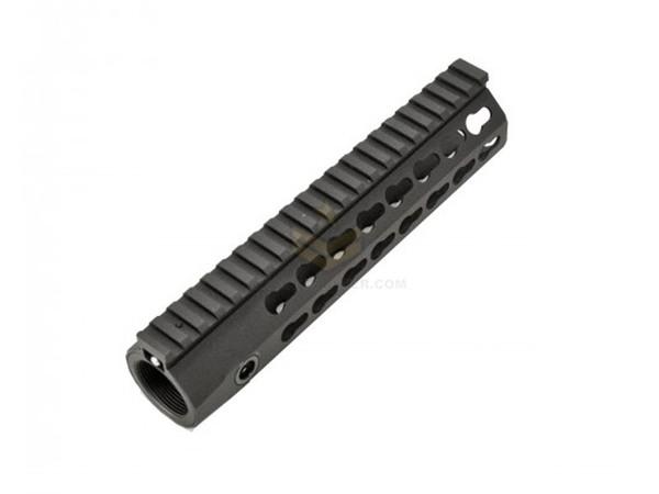 """Knight's Armament URX4 8.5"""" Keymod Rail Black"""