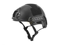 Lancer Tactical Basic Fast Helmet Black