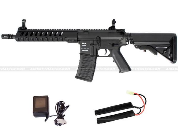 Classic Army M4 Delta-10 Skirmish AEG Black