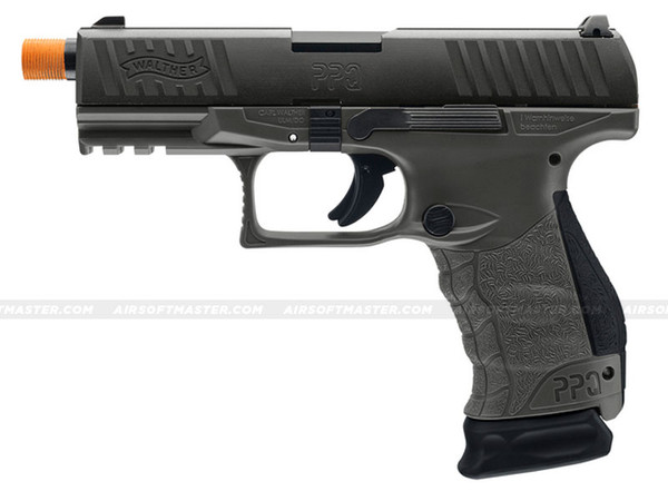 Walther PPQ Tungsten CO2 Limited Edition