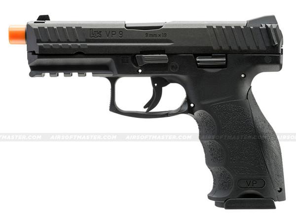 HK VP9 GBB Airsoft Pistol Black