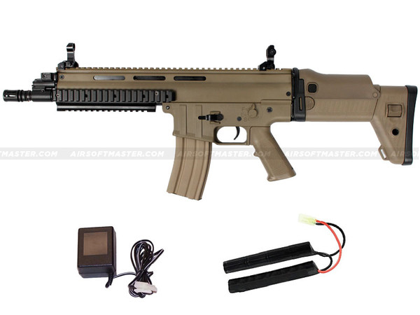 Classic Army ISSC MK22 Airsoft Gun AEG Tan