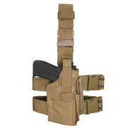 Condor Tactical Leg Pistol Holster in Tan