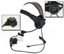 Bravo Headset for Motorola - One Pin (SEL)