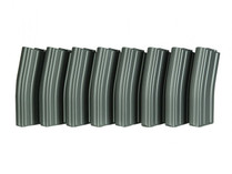 MAG M4 Mid Cap Magazine 130rd for AEG (Box Set of 8)