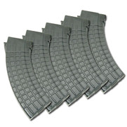MAG AK Mid Cap Magazine 100rd Waffle Type (Set of 5)