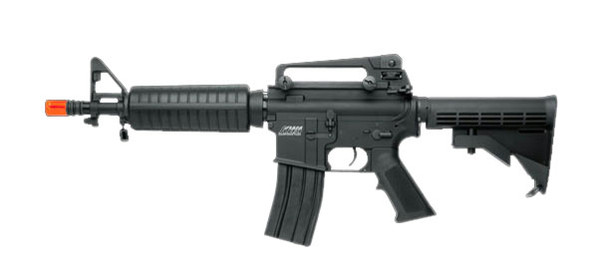 KWA KM4 CQB Full Metal AEG Black