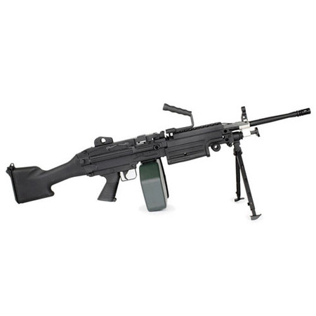 A&K M249 MK2 Airsoft Support Weapon