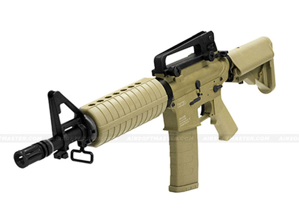 KWA KM4 CQB Full Metal AEG Tan