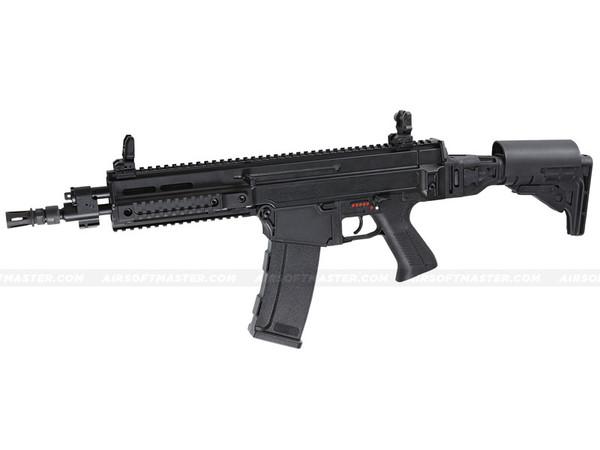 ASG CZ 805 Bren A2 CQB AEG Black