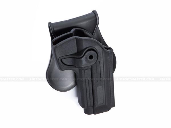 ASG M9 M92 Hardshell Holster RH Black
