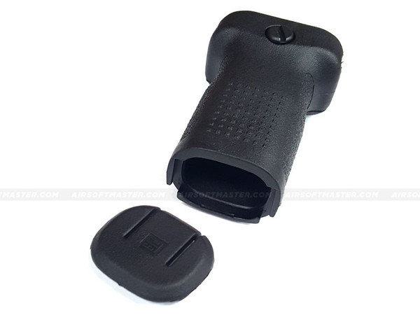 PTS EPF-S Enhanced Polymer Vertical Grip Short Black