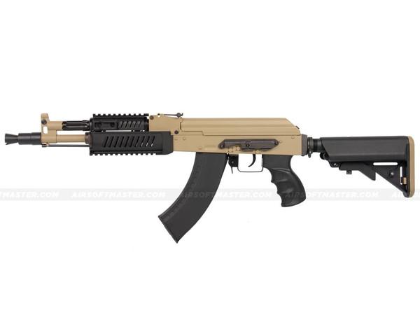 G&G RK104 ETU Full Metal Airsoft Gun Tan