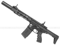 G&G GC16 PDW15 CQB Full Metal Airsoft Gun Black
