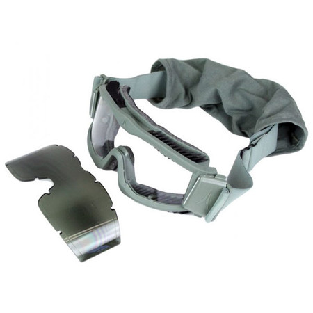 Arena FLAKJAK Airsoft Goggles (Foliage Green)