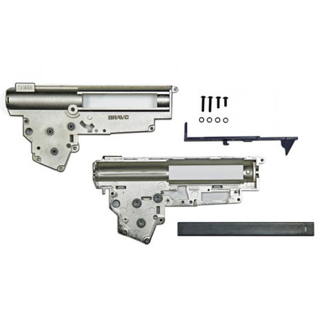 Bravo 8mm Version 3 Gearbox for AK Series AEG