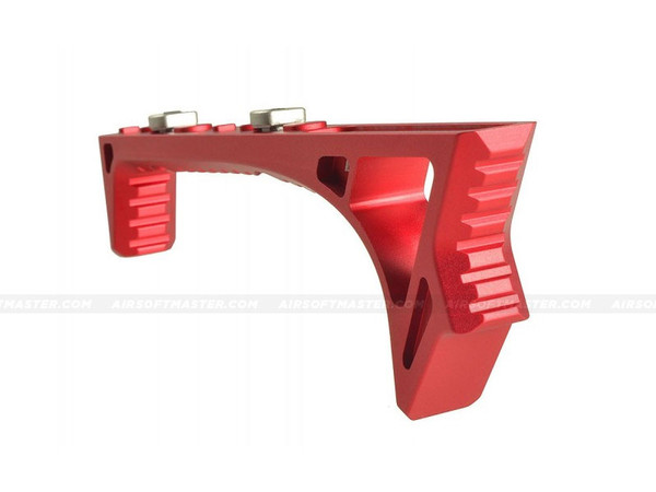 Strike Industries Link Curve Angled Grip Red