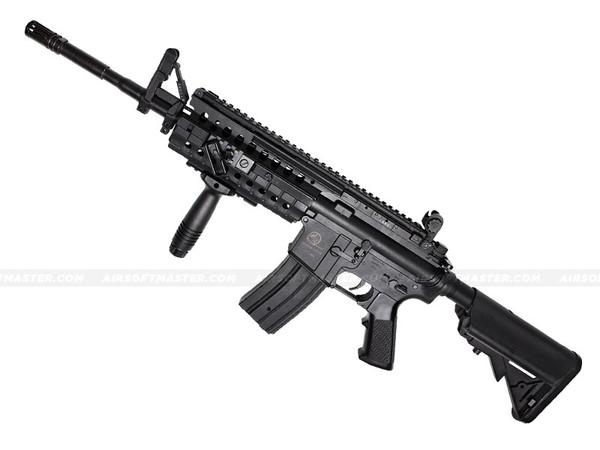 ASG Armalite M15 S.I.R. S-System MOD-2 M4 Airsoft Rifle Black