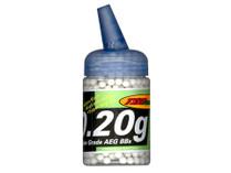 TSD TACTICAL .20G BB 1000RD WHITE BOTTLE