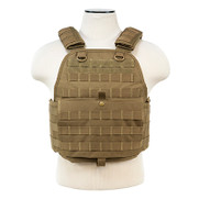NcStar Ultimate Plate Carrier Tan CVPCV2924T
