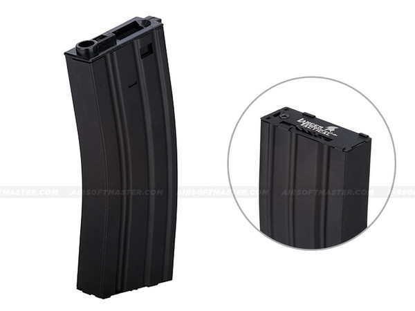 Lancer Tactical M4 Magazine 300RD High Capacity Gen2 Black