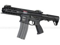 G&G GC16 ARP556 CQB Full Metal Airsoft Gun w/ Burst Mosfet Black