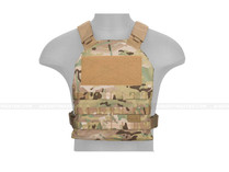 Lancer Tactical CA-1512CN Basic Plate Carrier Multicam