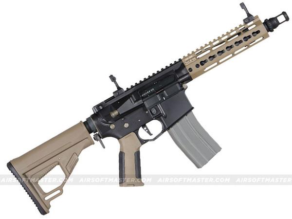 "Ares Octarms X 7"" M4 Keymod Airsoft Gun 2-Tone Tan"