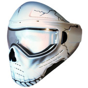 Save Phace VooDoo Dope Series Airsoft Mask - Angled View