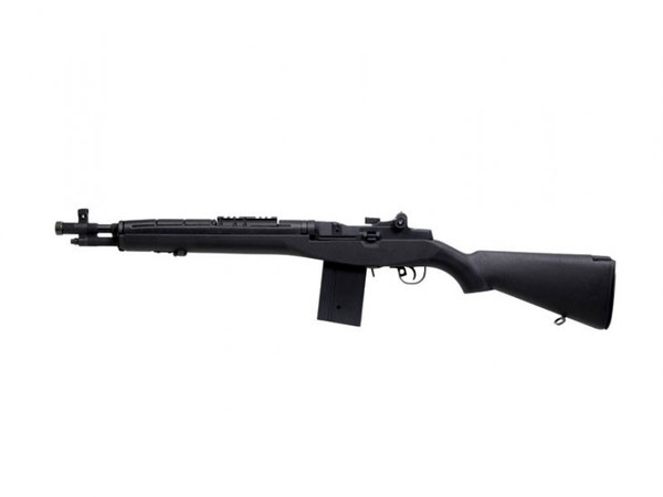 Echo1 M14 SOCOM Airosft Rifle Black