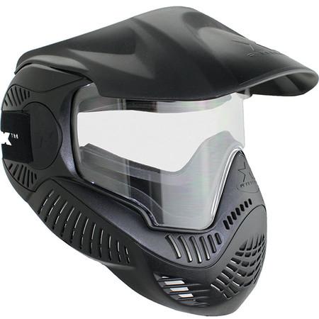 Valken MI-3 Airsoft Goggles w/ Non-Thermal Lens - Black