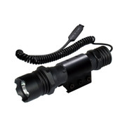 UTG LT-EL268 Handheld Tactical Flashlight w/ Weapon Mount - 150 Lumens