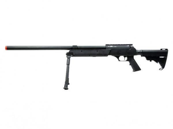 ECHO1 ASR Bolt Action Sniper Rifle Full Metal  Airsoft Gun (Black)