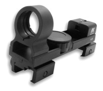 NcStar DAB 1X25 Red & Green Dot Reflex Sight