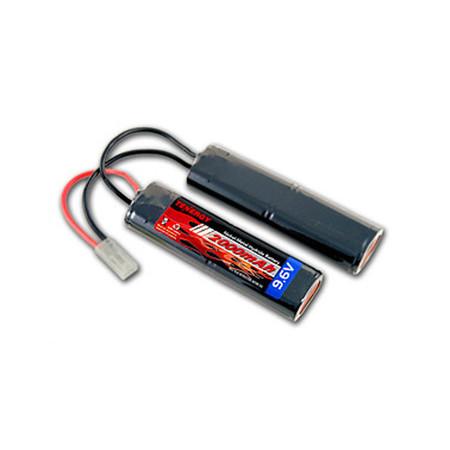 Tenergy 9.6v 2000mah NiMH Mini Nunchuck Battery