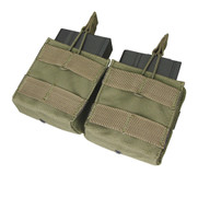Condor Double M14 Open Top Mag Pouch - OD