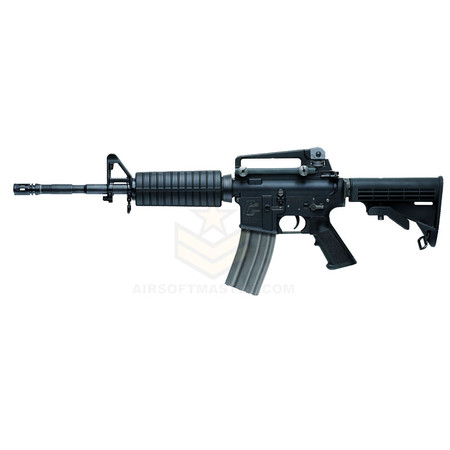 G&G Combat Machine M4 Carbine Full Metal HV - Black