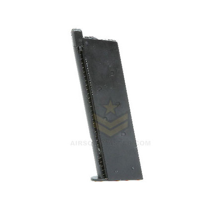Socom Gear Single Stack 1911 Magazine w/o Baseplate - Black