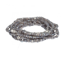 Diamondite Bracelet Stack