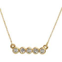 Yellow Gold Plated Close Up