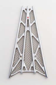Wireframe Frame Body Grill - Touring models 1993-2008