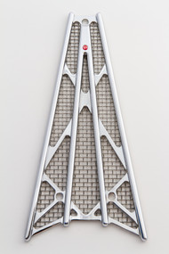Wireframe Frame Body Grill - Touring models 2008-2013